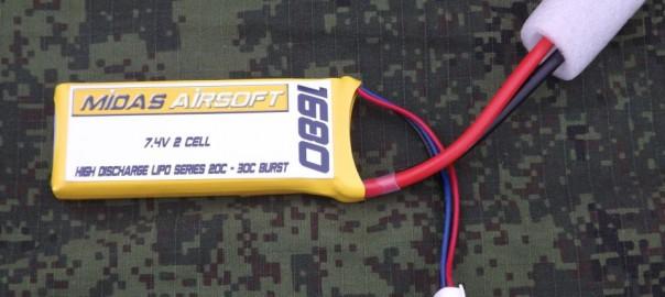 midas battery